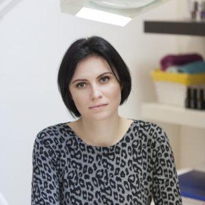 Мастер маникюра Ткаченко Екатерина