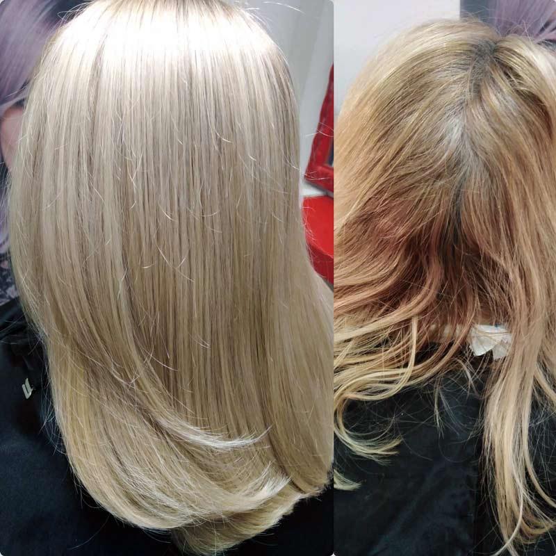 Blondiranje