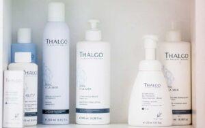 Бутылочки с косметикой Thalgo